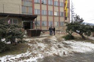 Budova dlhé roky chátrala. Budú v nej byty.