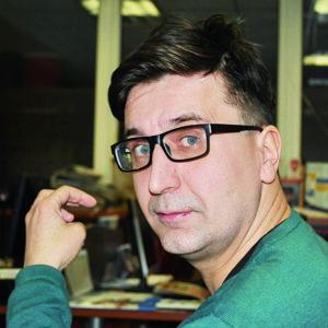 Michal Frank, šéfredaktor týždenníkov MY na východnom Slovensku