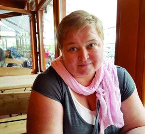 Ľubica Tomková, riaditeľka divízie Východ