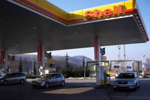 Protestná kampaň mala pôvodne byť aj na čerpacej stanici pri štátnej ceste na Lučenec.