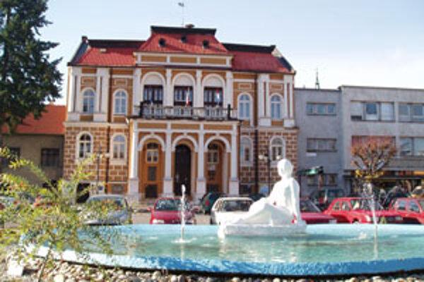 Krupinská radnica