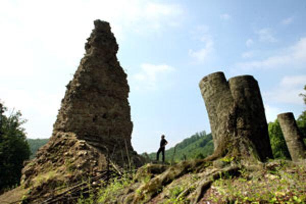 Dolný hrad by už ďalšiu zimu nemusel prežiť