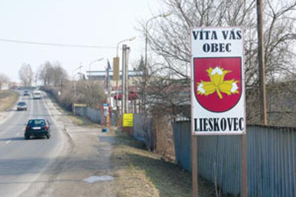 Na Lieskovskej ceste.
