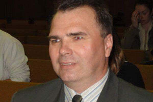Jozef Szekan, nový náčelník zvolenskej mestskej polície.