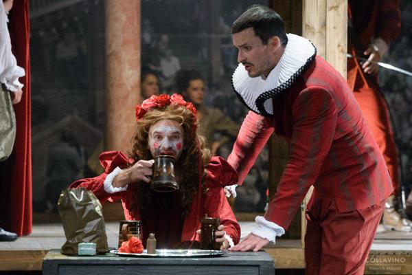 Tento týždeň sa hrá v DAB aj Zaľúbený Shakespeare.