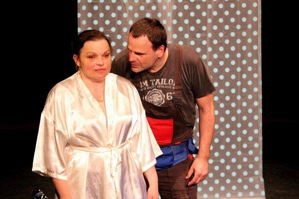 Zrakáč sa v Nitre predstaví v pondelok 12. februára o 18.30 h v Štúdiu Divadla Andreja Bagara.