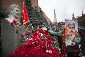 Stalin sa teší úcte aj v dnešnom Rusku.