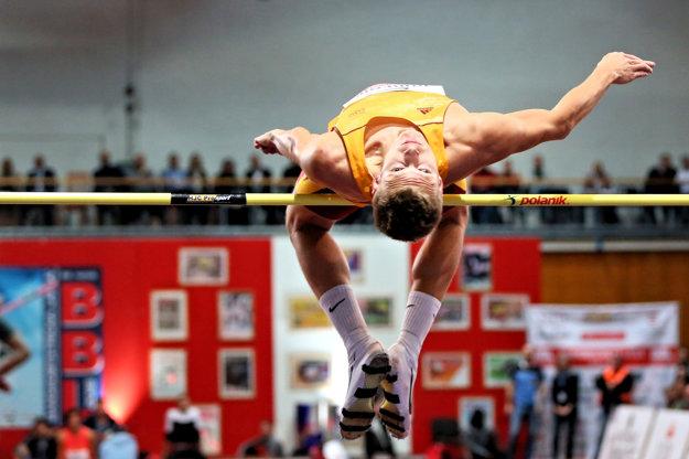 Slovenský výškar Matúš Bubeník nedosiahol svoje maximum.