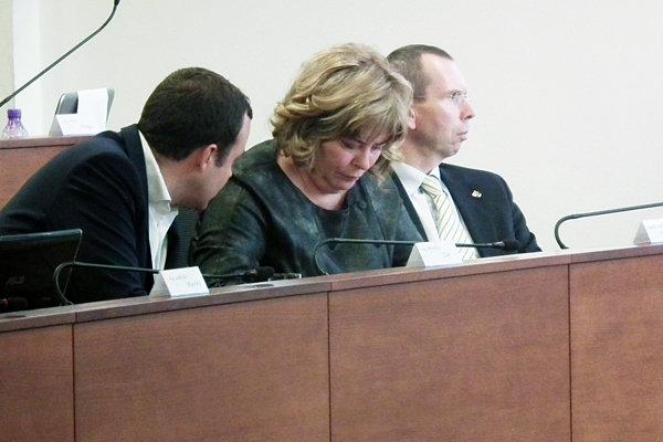 Eleonóra Porubcová je po prvou ženou na poste zástupcu predsedu v histórii samosprávneho kraja.