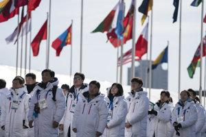 Organizátori zimnej olympiády v Pjongčangu neposkytnú športovcom z KĽDR a Iránu smartfóny, ktoré dostanú všetci ostatní športovci zadarmo.
