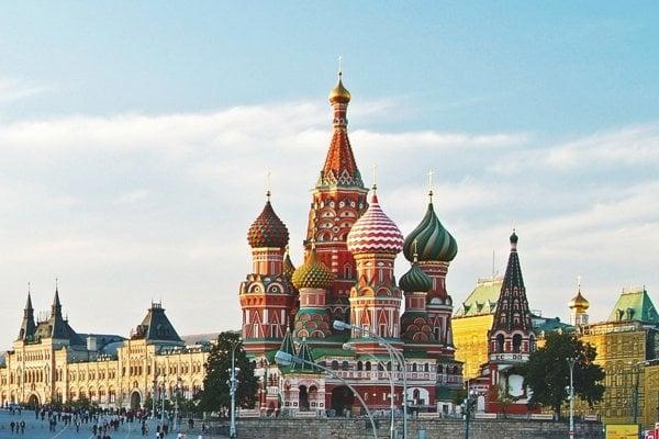 Nikdy nespiaca metropola Ruska