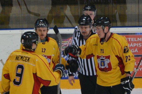 Topoľčiansky gólostroj sa zastavil na čísle 12.