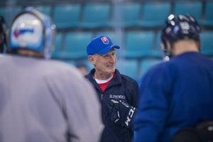 Craig Ramsay, tréner slovenskej reprezentácie.