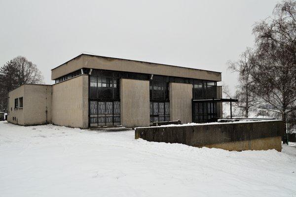Dom smútku v Myjave.