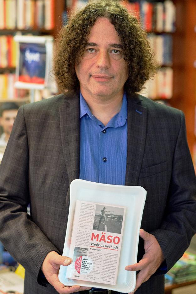 Arpád Soltész - Archív SME