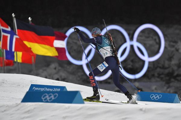 Anastasii Kuzminovej preteky nevyšli.