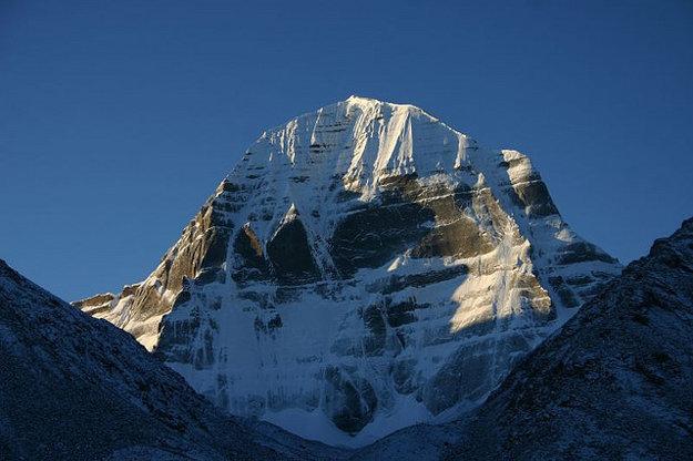 Čína/Tibet. Mt. Kailash.