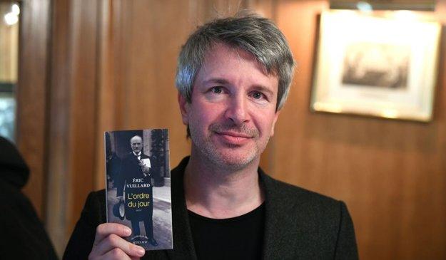 Eric Vuillard - spisovateľ