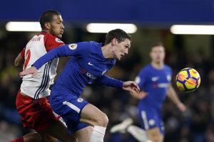 Hráči Chelsea zdolali West Bromwich Albion 3:0.