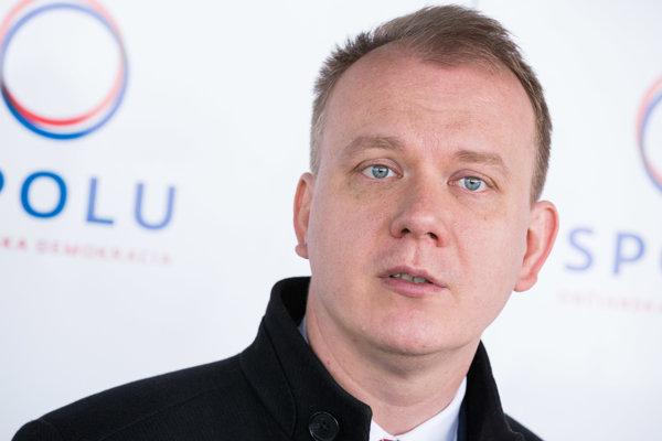 Poslanec NR SR Miroslav Beblavý.