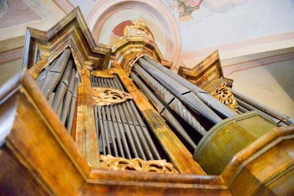 Organ Majstra Podkonického.