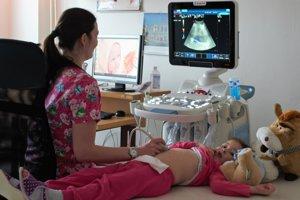 Do sonografu investovala nemocnica 27-tisíc eur.
