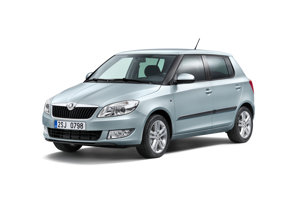 Škoda Fabia 2. generácie - 1 kus