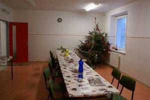 Vianočný stromček žiarskych hasičov.