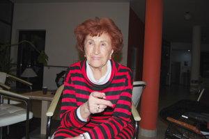 Mária Mištinová spomína na deväťmesačné skrývanie sa pred nacistami.