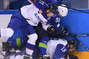 41242450ff8a2 Pozrite si, ako prebiehal zápas Slovensko - Slovinsko (18 fotografií)