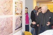 Architekt Stanislav Toman vysvetľuje, ako sa projektovalo a stavalo sídlisko Rozkvet,