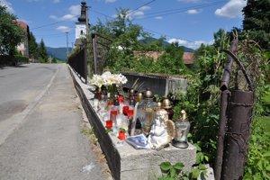 ŽAŠKOV, júl 2016. Oslavy Dňa obce sa skončili tragicky. Rýchla jazda dvoch mladých opitých mužov na motorke bola poslednou v ich živote.
