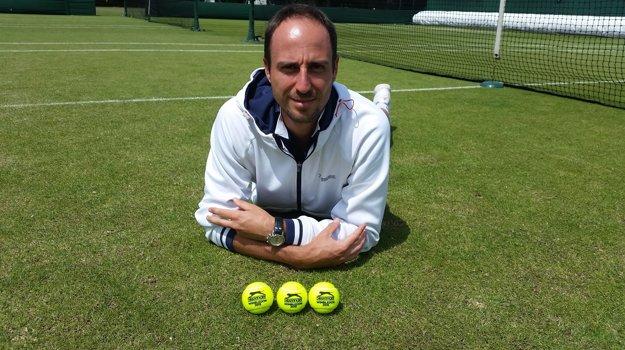 Igor Zelenay vyhral v minulej sezóne viacero challengerových turnajov.
