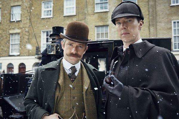 Seriálový Sherlock sa vracia do devätnásteho storočia.