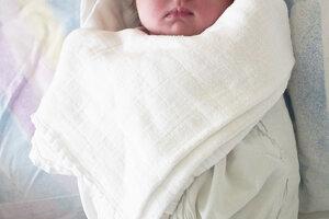 K 2-ročnej Klárke radosť do rodiny Natálie a Milana Kujanovcov z Domaniže priniesla Grétka, ktorá sa narodila 11. februára (3540 g, 51 cm).