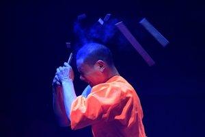Mnísi Šaolin Kung Fu sú majstrami v narábaní s energiou v ľudskom tele. Počas ich predstavení majú diváci možnosť vidieť telesné a mentálne cvičenia prepracované do najvyššieho majstrovstva a dokonalosti.
