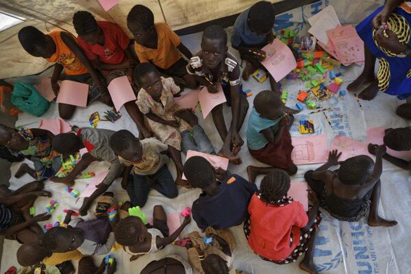 Predpokladá sa, že deti tvoria štvrtinu všetkých obetí sexuálneho násilia v Južnom Sudáne.