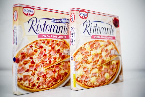 Pizza Ristorante sa už bude predávať na Slovensku v rovnakej kvalite ako v Rakúsku.