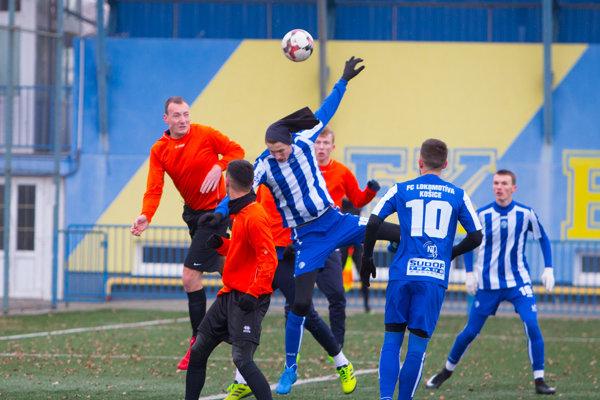 Zimná príprava sa chýli ku koncu. Košická Lokomotíva onedlho vstúpi do jarnej časti druhej ligy.