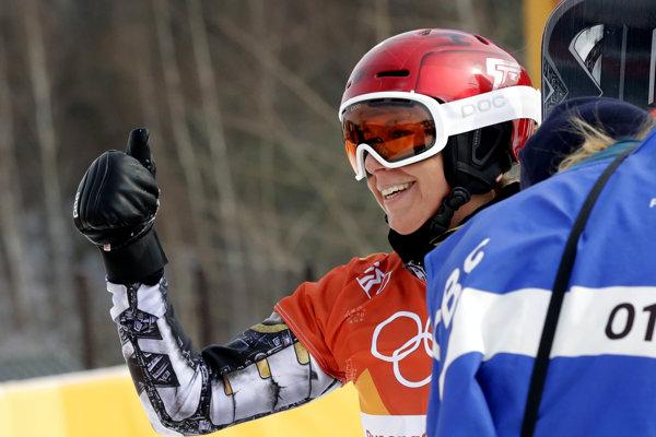 Ester Ledecká prežila historickú olympiádu.