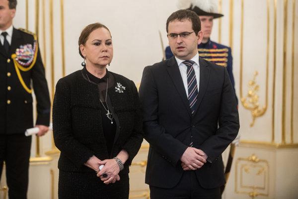 Iveta Macejková.