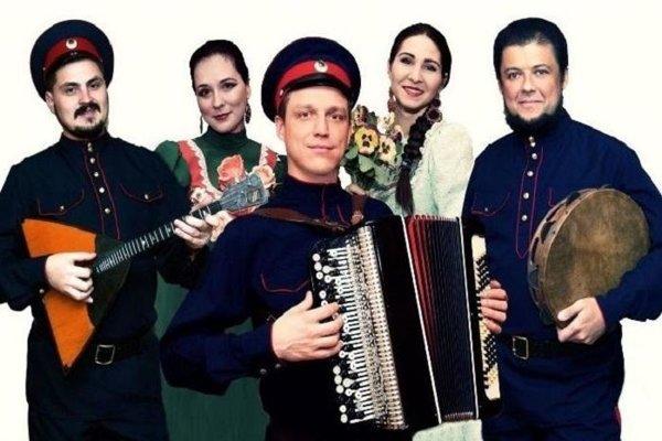Sólisti Donského kozáckeho chóru. V Košiciach vystúpia v stredu v GES Clube.