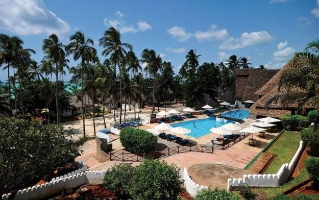 Hotel Diamonds Mapenzi Beach 4*