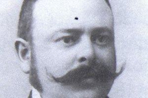 Béla Blanár, košický mešťanosta.