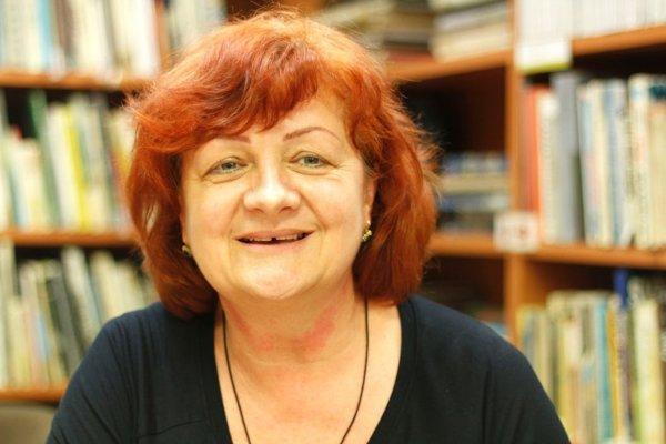 Agnesa Šenitková.