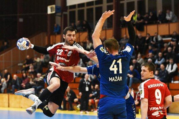 Gabriel Vadkerti (22) prispel k výhre 5 gólmi.