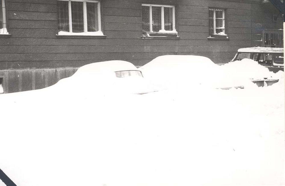 Tri dni neustáleho hustého sneženia narobili v Bratislave poriadny chaos.