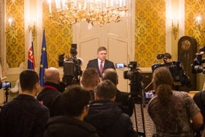 Robert Fico opäť útočil na prezidenta Andreja Kisku.