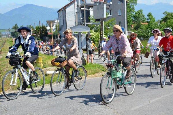 Martinský bicyklový deň patrí medzi najväčšie podujatie pre cyklistickú verejnosť v Martine.
