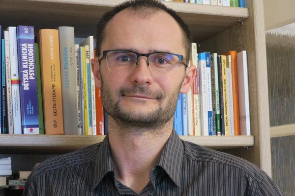 David Čáp, psychoterapeut